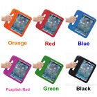 Kids Shock Proof Foam Case Handle Cover Stand for iPad Mini 2 3 4 Air Pro 12.9""