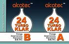 Alcotec Aromatic Complex One 2 3 4 sort of turbo yeast and a Wine Yeast combined
