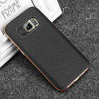 Case For Samsung Galaxy S6 S7 edge Note 4 5 Case Silicone Armor back Slim Cover