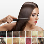 6A Grade 100% Remy Real Human Hair Extensions Wire Headband Hair Extensions 70G