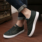 Retro canvas men's casual shoes Low upper denim short boots free shipping
