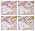 4 Pcs Packed Balloon Cotton Children Girl's Briefs Panties Underpants 4-10 Years