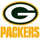 Green Bay Packers Decal Diecut Sticker Self Adhesive Vinyl on eBay
