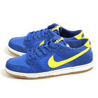 Nike SB Zoom Dunk Low PRO Varsity Royal/Lightening-White Sportstyle 854866-471
