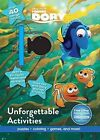 Finding Dory Books 7 Different Novels, Activity Books & More!