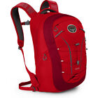 Osprey Axis 18 Unisex Rucksack Laptop Backpack - Cardinal Red One Size