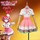Love Live! Sunshine!! Ruby Kurosawa Cosplay Costume New Spring Dress Custom Size