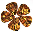 30pcs thin 0.46mm Blank Guitar Picks Celluloid Tiger For Acoustic Guitar