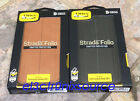 NEW OtterBox STRADA Folio Crafted Leather Case for Samsung Galaxy S8+ PLUS