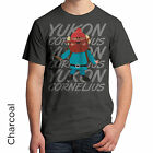 small cornelius keg - Yukon Cornelius Graphic T-Shirt Prospector from the Rudolph Movie 664