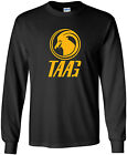 TAAG Angola Airlines Retro Logo Angolan Airline Long-Sleeve T-Shirt