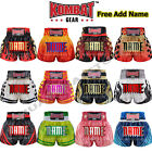 NTW Kombat Custom Muay Thai Boxing Shorts Customize Free Add Name K4 Personalize