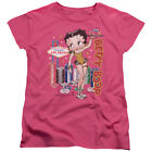 Betty Boop Wet Your Whistle T-shirts for Men Women or Kids