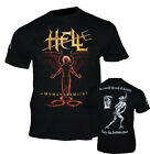 HELL -  Bandshirt *HUMAN REMAINS* - Gr. S/M/XXL T-Shirt Heavy Metal