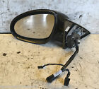 Mercedes CLS Wing Mirror Left Side W219 CLS Coupe Black Wing Mirror 2006