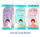 gel eye mask hot and cold relief