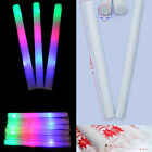 12~300 PCS Light-Up LED Wands Rally Batons Concert DJ Flashing Foam Sticks