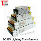 Lighting Transformers DC12V Driver for LED Strip Power Supply 60W 100W 200W 300W