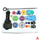Fusion Top Metal Masters Rapidity Fight Rare Beyblade 4D Launcher Set Games Toys