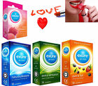 Kyпить 18 Pack Condoms from Exure Natural Flavoured Ribbed & Sex Aid Pleasure Ring на еВаy.соm