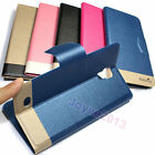 "Luxury PU Leather Wallet Case Cover For 6"" Polaroid Link A6 Power 6 Smartphone"