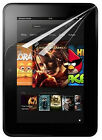 Clear Anti-Glare/ Fingerprint Film Screen Protector for Amazon Kindle Fire HD 7""