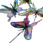 B190- Butterflies Weddings Crafts, Cake Topper Decorations Cards