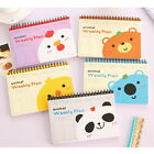 Haimi-hk Cute Animal Stationary Weekly Planner Appointment Book Diary Notebook