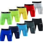 Mens Compression Shorts Sports Briefs Skin Tight Fit Gym base layer under Pants