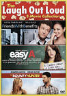 *FRIENDS WITH BENEFITS/ EASY A/ THE BOUNTY HUNTER (DVD, 2 DISC SET)
