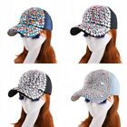 Crystal Baseball Hat Rhinestone Adjustable Hat (4 Styles)