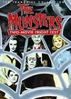 The Munsters - Two Movie Fright Fest (DVD, 2006) Franchise Collection