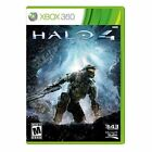 HALO 4 MICROSOFT XBOX 360 GAME DISCS AND CASE