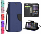 For ZTE Majesty Pro Tempo N9131 PU Leather Wallet Flip Card Holder Cover Case
