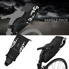 Road Bike Seat Carrier Tail Pouch Saddle Bag Rack Rear Storage Outdoor