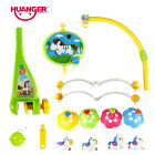 Bed Bell Musical Mobile Crib Bell Baby Toys Dreamful Bed Ring Hanging Rotate new