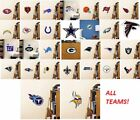 Official Fathead Teammate Logo Sticker Choose your Team NFL Teams $15.99 USD on eBay