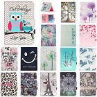 Slim Smart Pattern Magnetic Leather Stand Case Cover For iPad 2 3 4 Mini Air 2