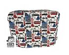 CozyCoverUp® Cotton Food Mixer & Toaster Dust Cover, & Tea Cosy London Notes