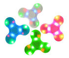 LOT 3x 5x 10x BLUETOOTH SPEAKER Light-up LED Tri-FIDGET SPINNER rechargeable toy
