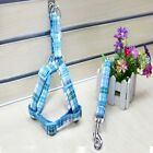 Small Dog Pet Puppy Cat Adjustable Nylon Harness With Lead leash Traction Rope