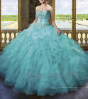 Sweetheart Prom Dress Quinceanera Dress Party Ball Gown Pageant wedding Dresses