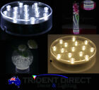 Bulk 12x LED Centrepiec​e Base Lights 4""
