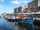 Plymouth Barbican Devon Art Photo Canvas (UK)