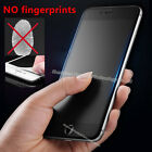 3D soft Frosted matte Tempered Glass Full Screen Protector For iphone 7 6 S PLUS
