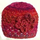 PREEMIE BABY GIRLS CROCHETED HAT photoprop knit small early micro shower 27 anna