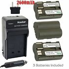 BP-511 Battery&Charger for Canon PowerShot G1 G2 G3 G5 G6, Pro1,Pro 90,Pro 90 IS