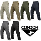Condor Sentinel Tactical Military Style Cargo Pants - PICK COLOR AND SIZE #608