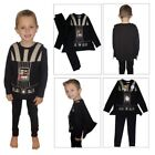 Star Wars Childs Darth Vader Pyjama Set With Cape & Sound Effects Age 7-8 Years $31.53 CAD