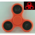 MADE IN USA FIDGET SPINNERS Bluetooth Speaker LED, Captain America, Clear, Glow+